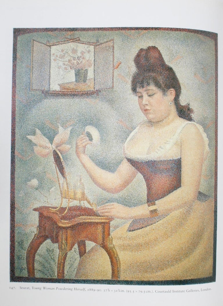Seurat, Drawings and Paintings by Robert L. Herbert, First Edition For Sale 6