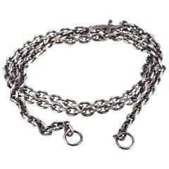 Sevan Beçakçi Sterling Silver Chain