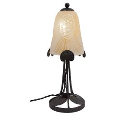 SEVB French Art Deco Table Lamp, 1920s
