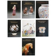 Seven Assorted Catalogues from Chinese Porcelain Company, First Edition