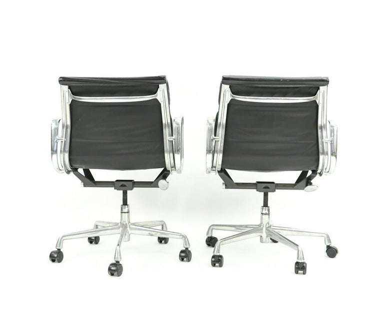 American Seven Herman Miller Soft Pad Office Chairs For Sale