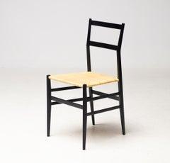 Seventeen Gio Ponti 699 Superleggera Chairs by Cassina