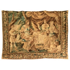 17th Century Brussels Tapestry, circa 1630