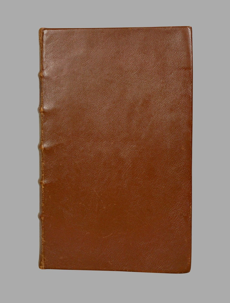 Seventeenth Century Original Leatherbound Book The Tryal of Thomas Strafford For Sale 5