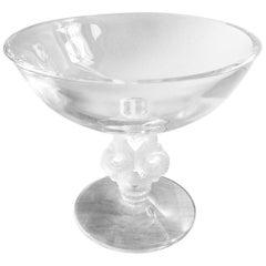 Sevres Crystal Bowl, Signed, France