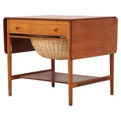Sewing Table by Hans J. Wegner