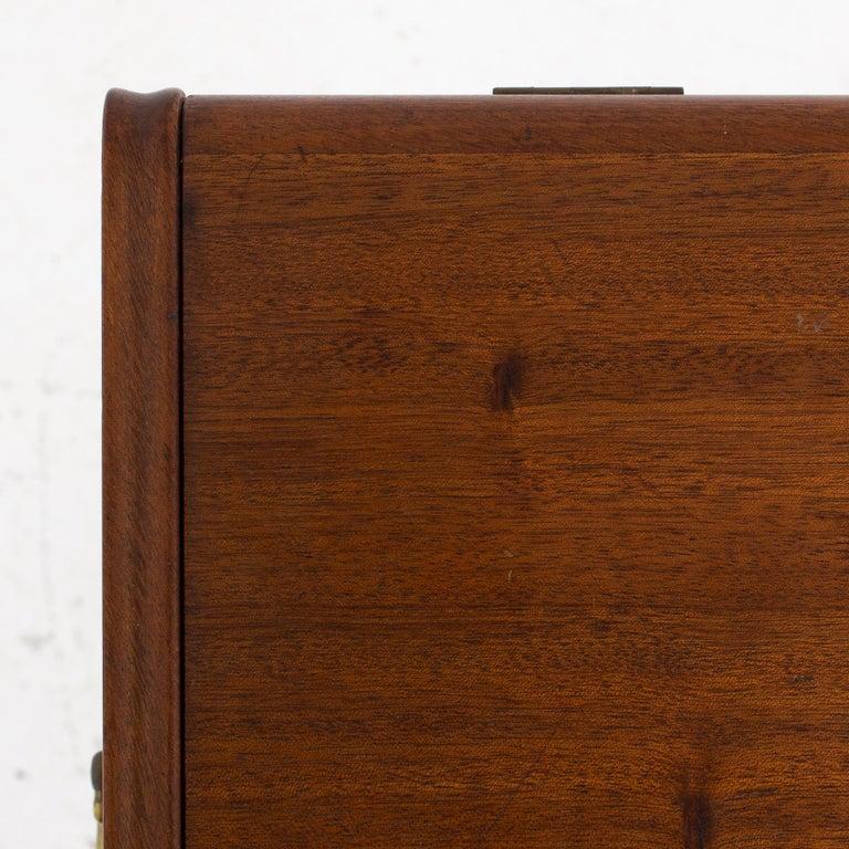 Scandinavian Modern Sewing Table by Ludvig Pontoppidan