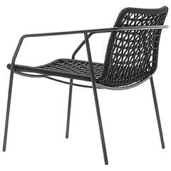 Sey Indoor Lounge Armchair by Emilio Nanni