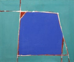 Seymour Boardman, Untitled No. 11-H, acrylic on canvas, 1980