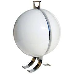"""""""Sfera"""" Cuccuru Beni for Valenti Italian Design 1970s Big Table Lamp"""