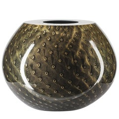 Sfera Mocenigo Black Vase