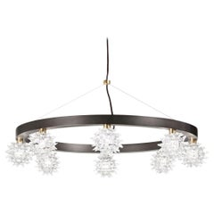 Sforzinda Chandelier with Eight Lights