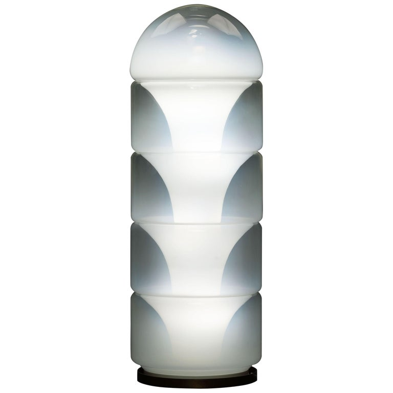 Sfumato Lamp by Carlo Nason for Mazzega Murano, 1968 For Sale