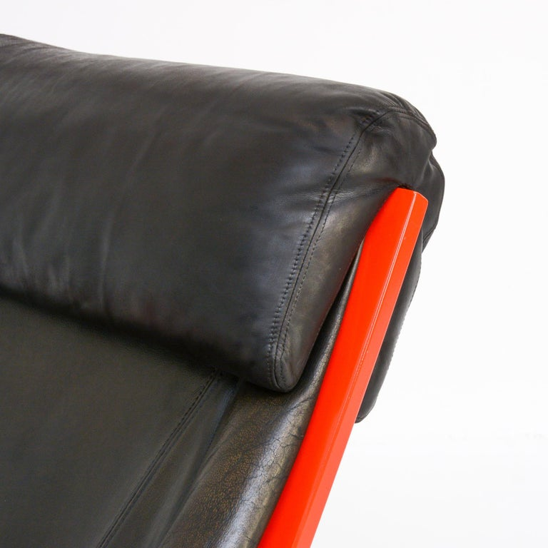 Sgarsul Rocking Chair by Gae Aulenti for Poltronova For Sale 5