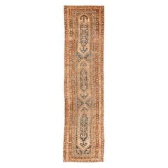 Shabby Chic Antique Persian Malayer Runner Rug