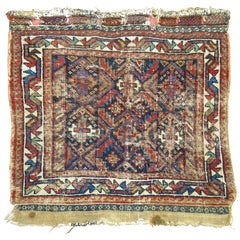 Shabby Chic Persian Tribal Square Size Rug
