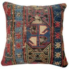 Shabby Chic Soumac Flat-Weave Pillow
