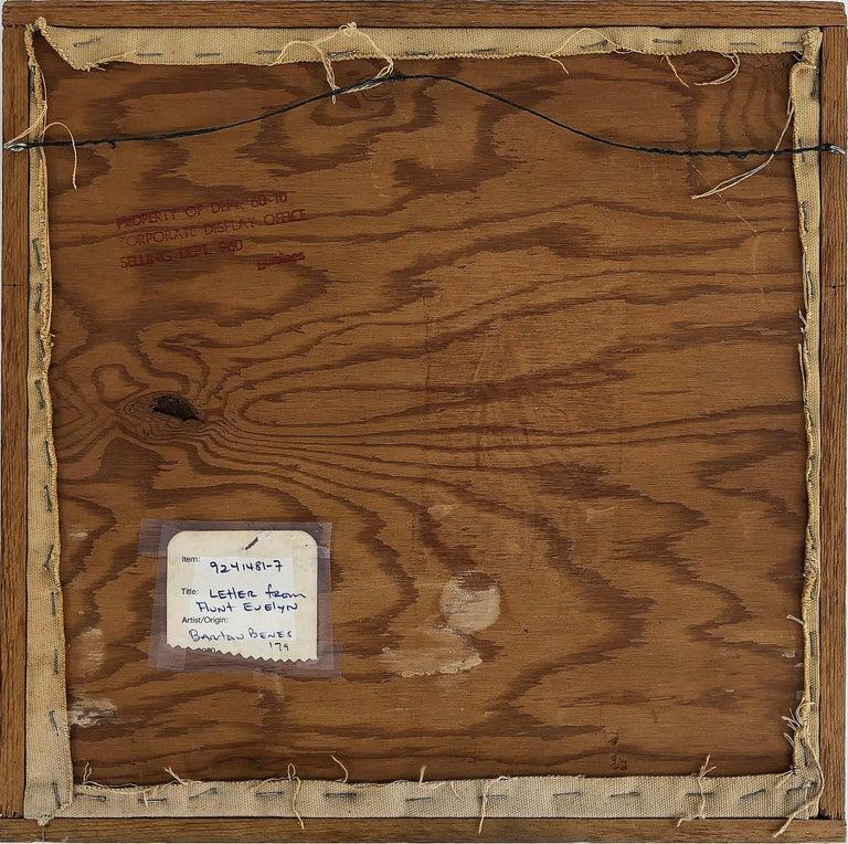 Shadow Box by Barton Lidice Beneš, 1979,