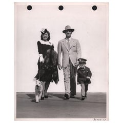 Shadow of the Thin Man 1941 U.S. Silver Gelatin Double-Weight Photo