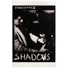 """Shadows"" R1980s U.S. Film Poster"