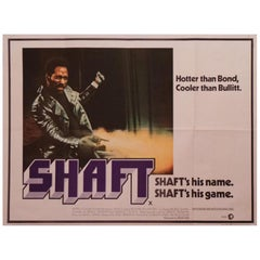 Shaft '1971' Poster