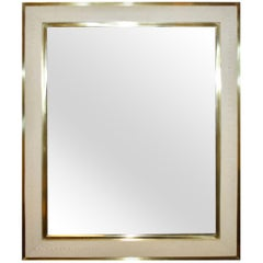 Shagreen Mirror