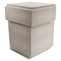 Shagreen Night Stand by R&Y Augousti