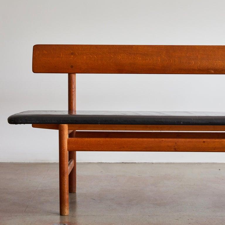 Shaker Bench by Børge Mogensen for Fredericia Stolefabrik For Sale 4