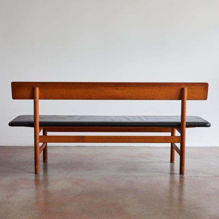 Shaker Bench by Børge Mogensen for Fredericia Stolefabrik For Sale 3