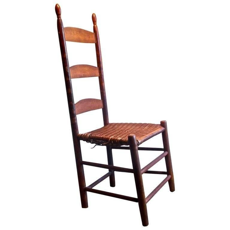 Shaker Side Chair Enfield Conn Community For Sale At 1stdibs