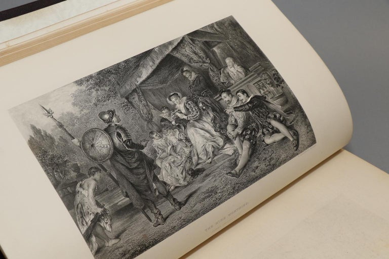 Shakespeare's The Works, Edited by Charles Knight For Sale 1