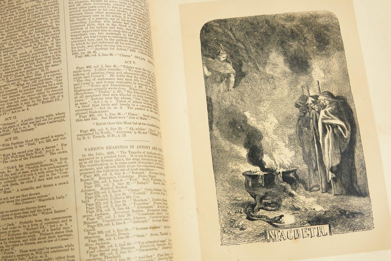 Shakespeare's Tragedies, Comedies and Histories In Good Condition For Sale In New York, NY