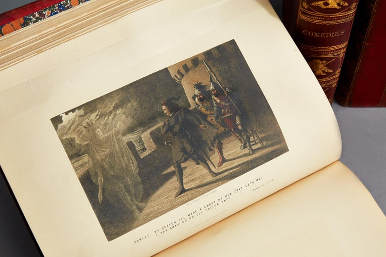 19th Century Shakespeare's Tragedies, Comedies and Histories For Sale