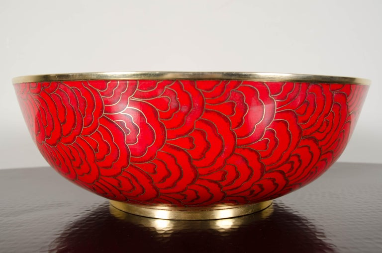 Shallow bowl