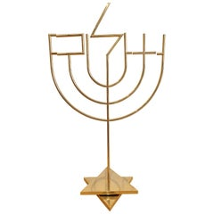Shalom Menorah