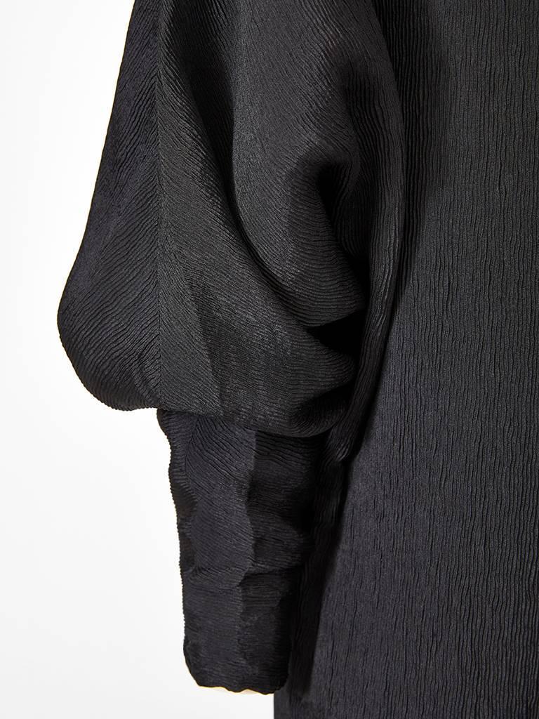 Women's Shamask Silk Plissé Sheath For Sale