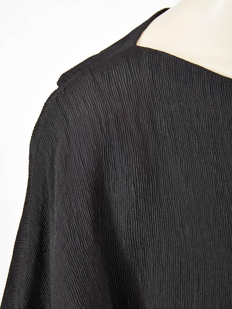 Shamask Silk Plissé Sheath For Sale 1