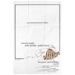 Shampoo 1975 U.S. One Sheet Film Poster