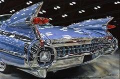 """""""1959 Cadillac El Dorado"""" Limited Edition Giclée Print (25/16)"""