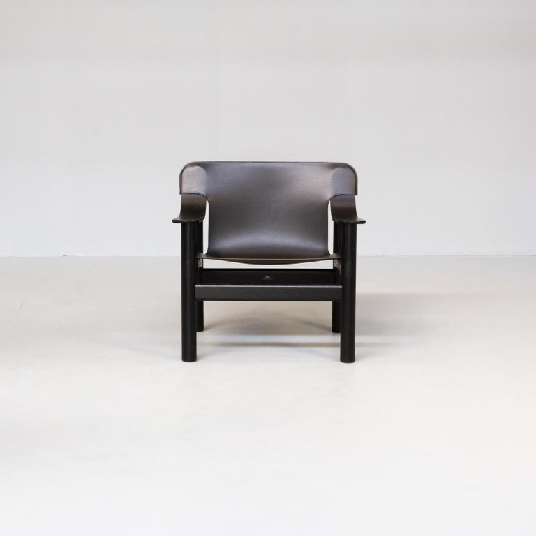 With the objective of creating a new and affordable design classic with a modern appeal to last future generations, Shane Schneck's Bernard explores the easy-chair genre within a contemporary context. The juxtaposition of a solid-wood frame with a