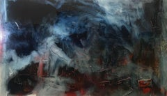 "Shane Townley Original New York Art Contemporary Artist Gallery ""Mud Puddle"""
