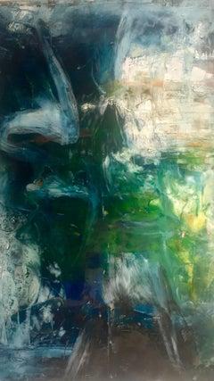 "Shane Townley Original New York Art Contemporary Artist Gallery ""Oils and Water"""