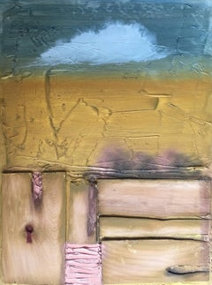 """""""The Passage"""" Mixed Media Mid century modern Contemporary Style by Shane Townley"""