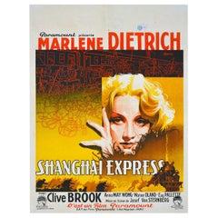 Shanghai Express, 1932 Poster