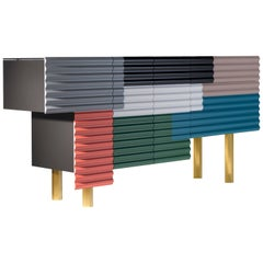 "Shanty Contemporary Cabinet Model B ""Summer"" by Doshi Levien for BD Barcelona"