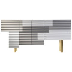 """Shanty Contemporary Cabinet Model B """"winter"""" by Doshi Levien for BD Barcelona"""