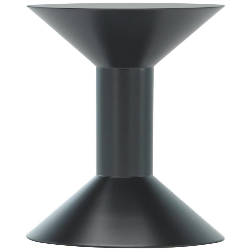 Viccarbe  Shape Low Table H, Black Matt Finish by Jorge Pensi