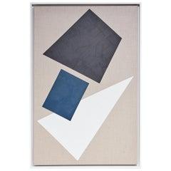 Shape on Canvas #61 by Anna Ullman