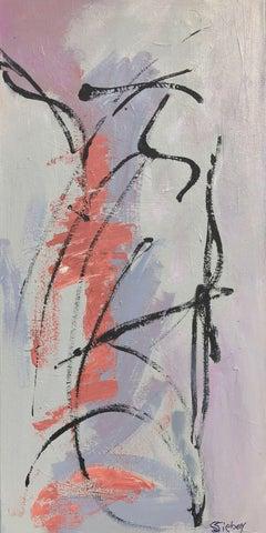 The Archer, Painting, Acrylic on Canvas