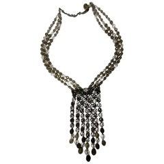 Sharra Pagano Costume Jewelry Necklace